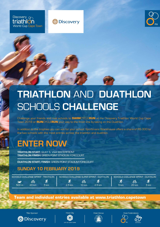 Schools Challenge Flyer
