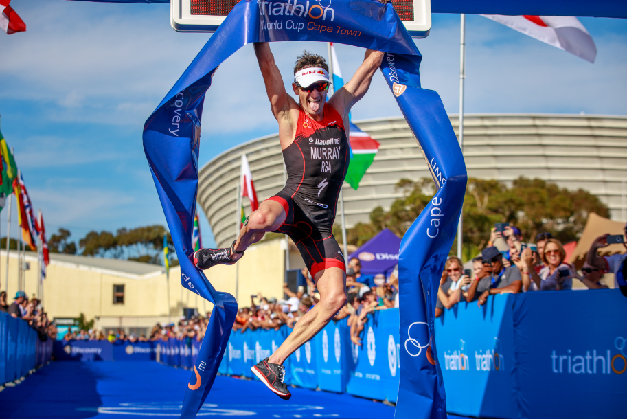 Discovery Triathlon World Cup